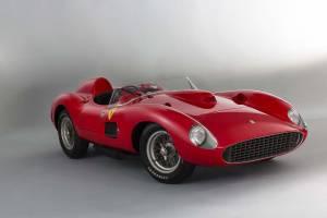Bonus Track - Ferrari 335 S Spyder Scaglietti