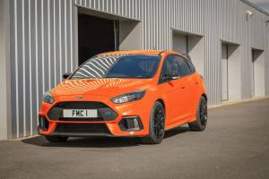 Ford Focus RS Heritage Edition – 2018
