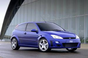Ford Focus RS – 2002