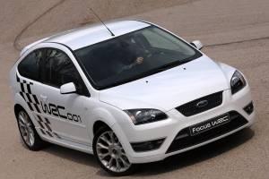 Ford Focus ST WRC y WRC-S – 2007
