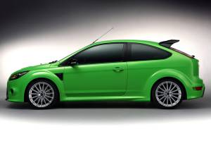Ford Focus RS - 2009