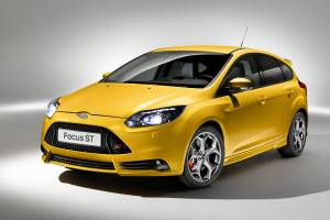 Ford Focus ST - 2012