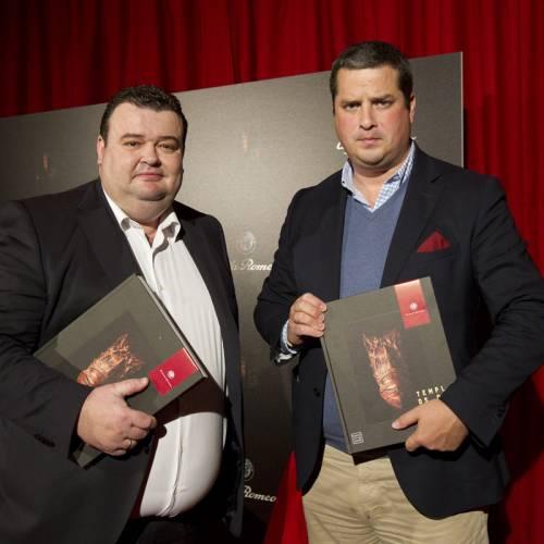 Alfa Romeo rinde homenaje a la gastronomía española con 'Templos del Producto'