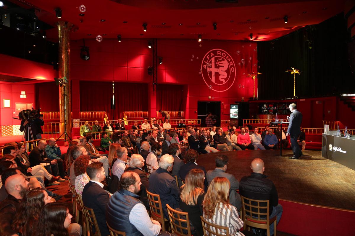 Alfa Romeo Templos del Producto (3)