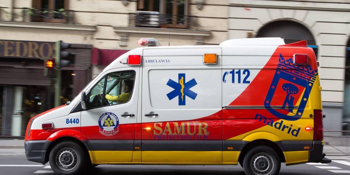 Muere una mujer atropellada en Carabanchel y el conductor se da a la fuga