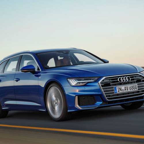 Descubrimos el nuevo Audi A6 Avant 2018