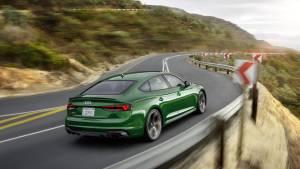 Audi RS 5 Sportback 2018, ahora también con 5 puertas (fotos)