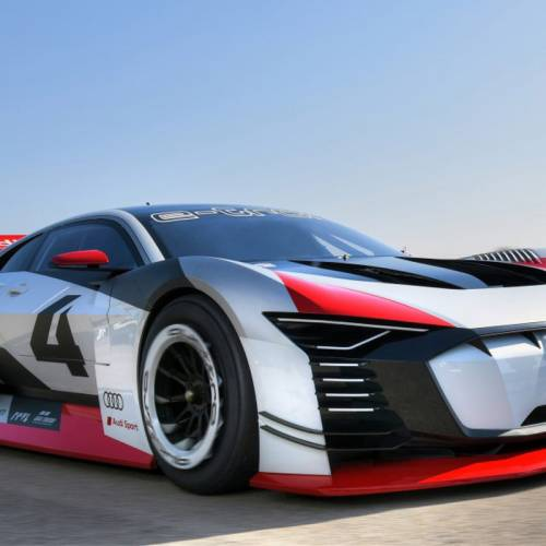 Del videojuego a la realidad: el Audi e-tron Vision Concept