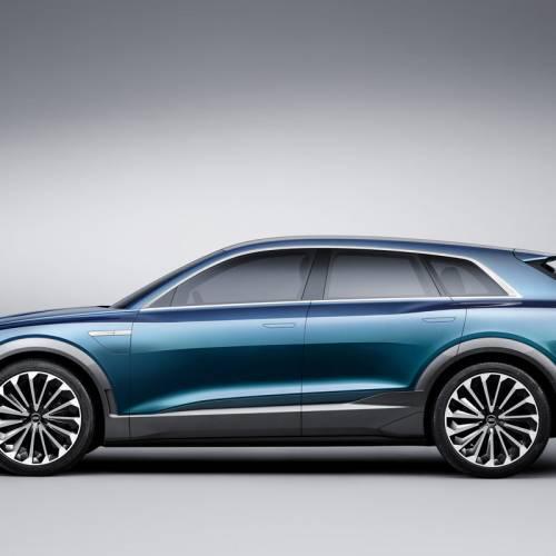 Audi e-tron, ya se puede 'reservar' en España