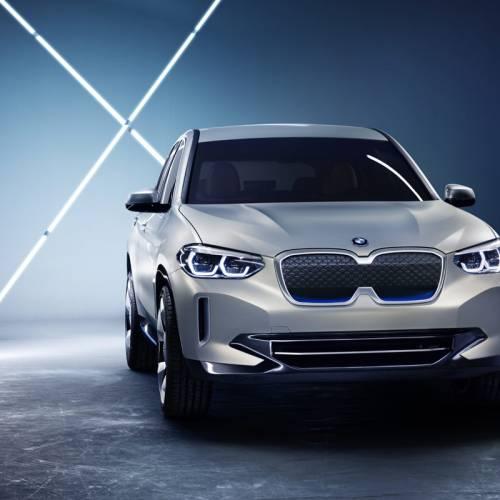 BMW iX3 Concept, la fuente de inspiración del primer SUV eléctrico de la marca
