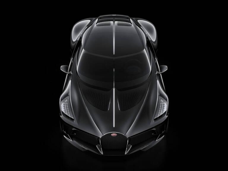 ¿Bugatti Le Voiture Noire ?