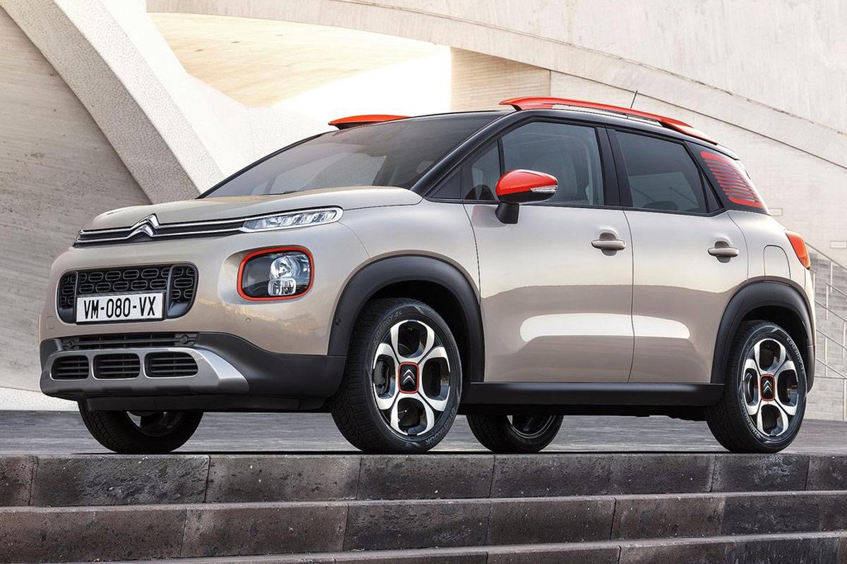 SUV baratos por menos de 15.000 euros: Citroën C3 Aircross