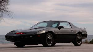 Los coches clásicos que ya hablaban en los 80