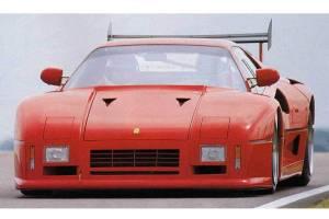 Ferrari F40 - Ferrari 288 Evoluzione