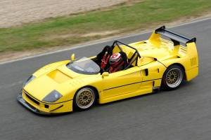 Ferrari F40 - El F40 sin techo: LM Barchetta