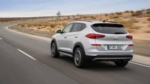 Hyundai Tucson 2018, se actualiza para seguir siendo el más buscado (fotos)