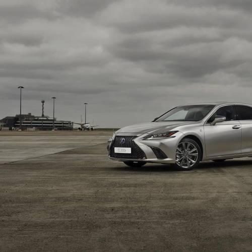 Lexus ES 300h 2018, el último símbolo de la elegancia