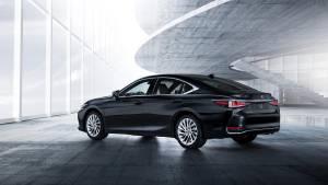 Lexus ES 300h 2018, el último símbolo de la elegancia (fotos)