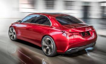 Mercedes-Benz Clase A sedán 2018, se verá en el Salón de Pekín… pero no en Europa