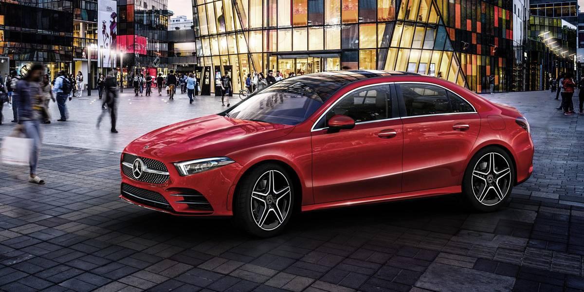 Mercedes-Benz Clase A L Sedan 2018, así es la berlina que no llegará a Europa