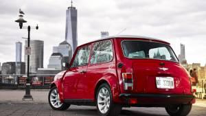 El Mini más clásico renace en forma de vehículo eléctrico (fotos)