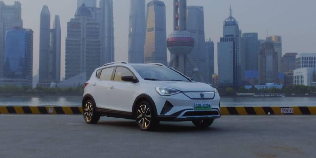 Sol, la nueva marca de Volkswagen para China… de inspiración española