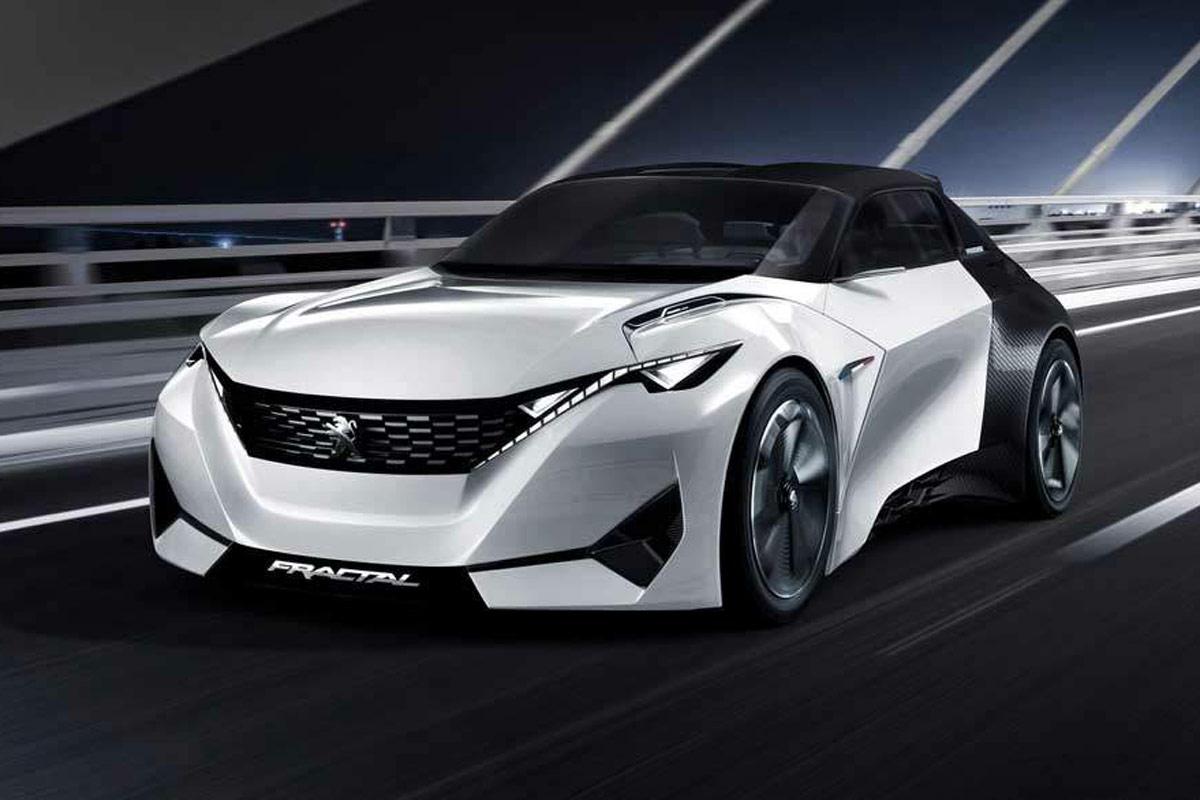 Peugeot electrico 2019