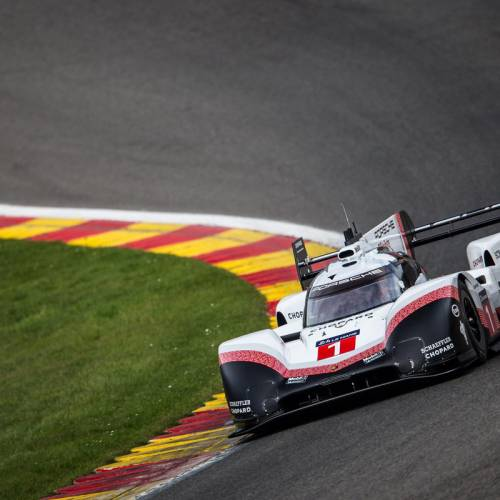 El Porsche de Le Mans es más rápido que un Fórmula 1