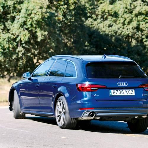 Prueba del Audi A4 Avant g-Tron: ¿el coche del futuro?