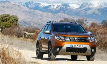 Prueba: Dacia Duster Prestige dCi
