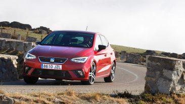Prueba SEAT Ibiza TDI, dinámica