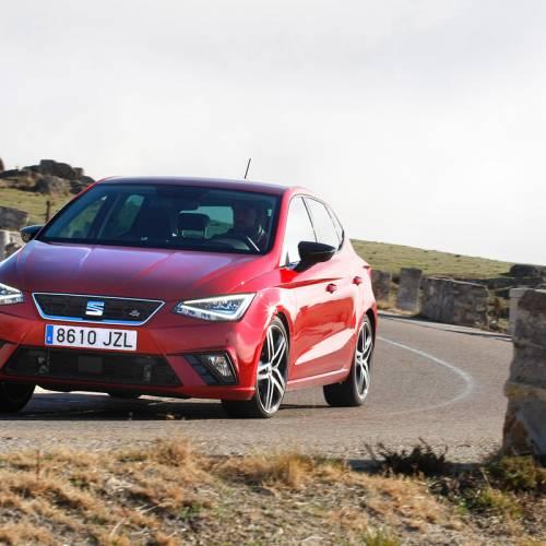Prueba: SEAT Ibiza TDI 1.6, la guinda del pastel