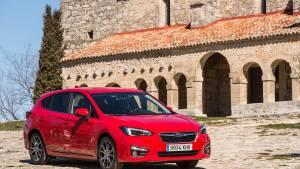 Prueba del Subaru Impreza 2018: desde 20.400 euros (fotos)