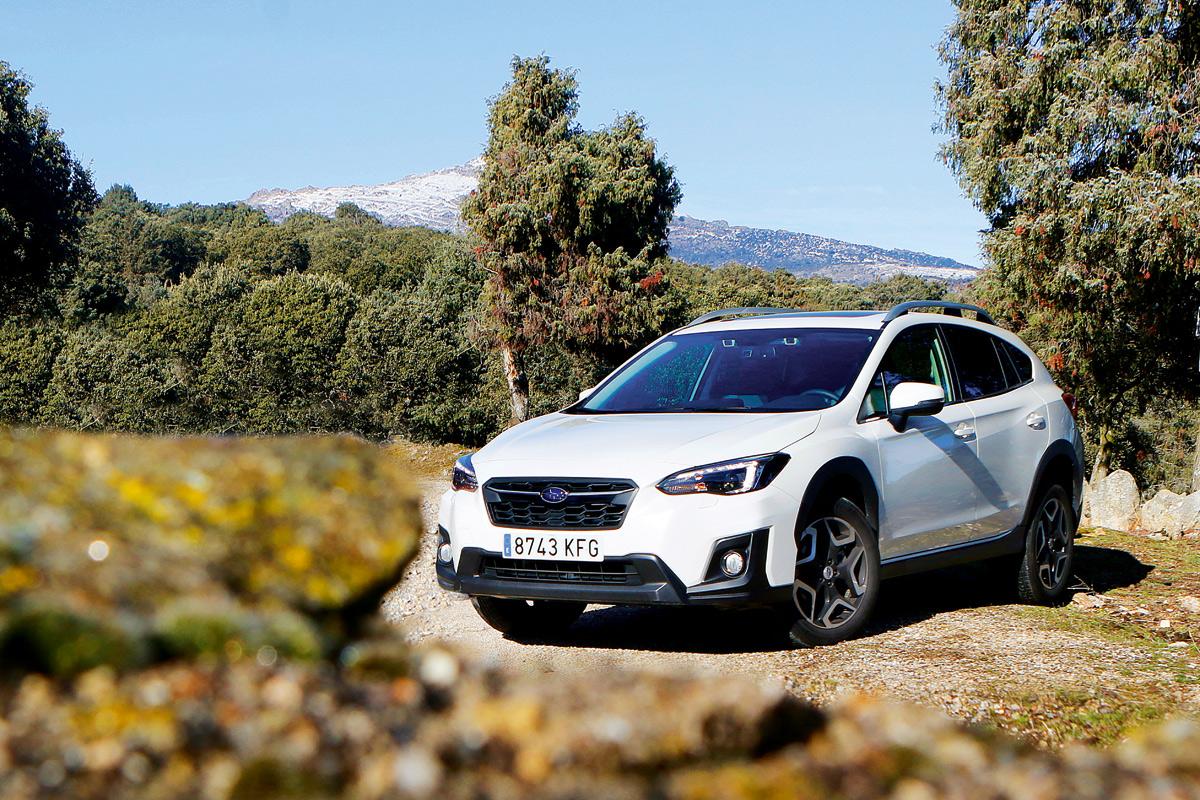 Prueba: Subaru XV 2018 2.0i Lineartronic Sport Plus (fotos)