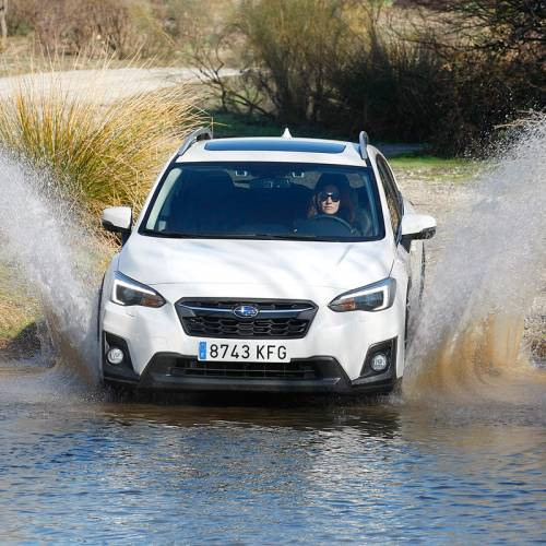 Prueba: Subaru XV 2018 2.0i Lineartronic Sport Plus