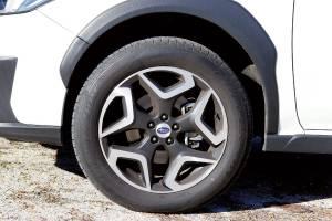 Prueba Subaru VX 2018