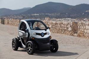 1. Renault Twizy