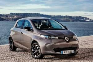 2. Renault Zoe