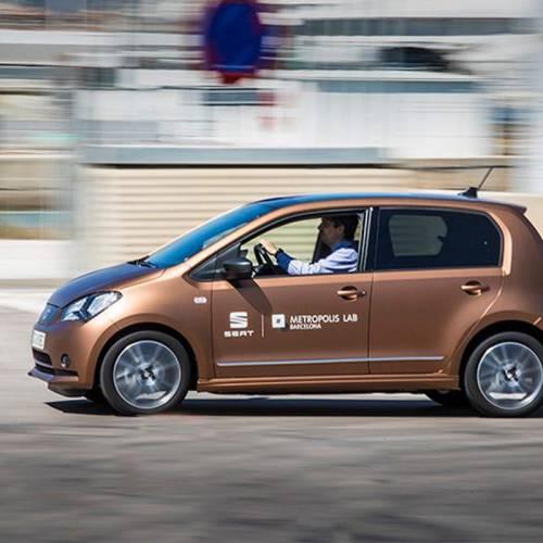 SEAT, la última marca que se apunta al carsharing con el eléctrico e-Mii
