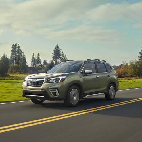 Subaru Forester 2019, ya está aquí la quinta generación del SUV japonés