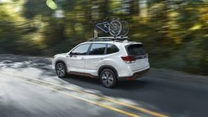 Subaru Forester 2019, ya está aquí la quinta generación del SUV japonés (fotos)