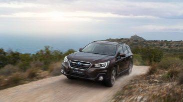 Subaru Outback Exceutive Plus S