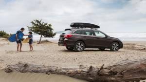Subaru Outback Executive Plus S, sube el nivel (fotos)