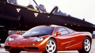 Superdeportivos McLaren F1