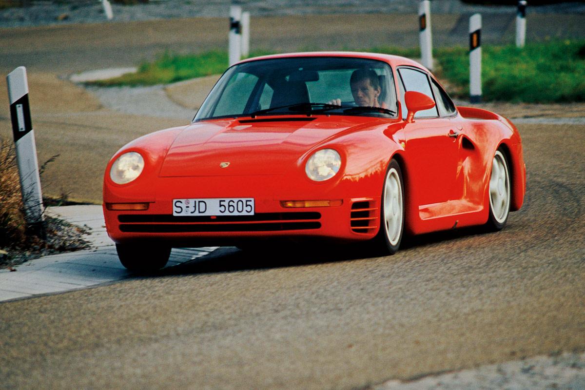 Del Ferrari GTO al F50: un repaso a la era de los superdeportivos