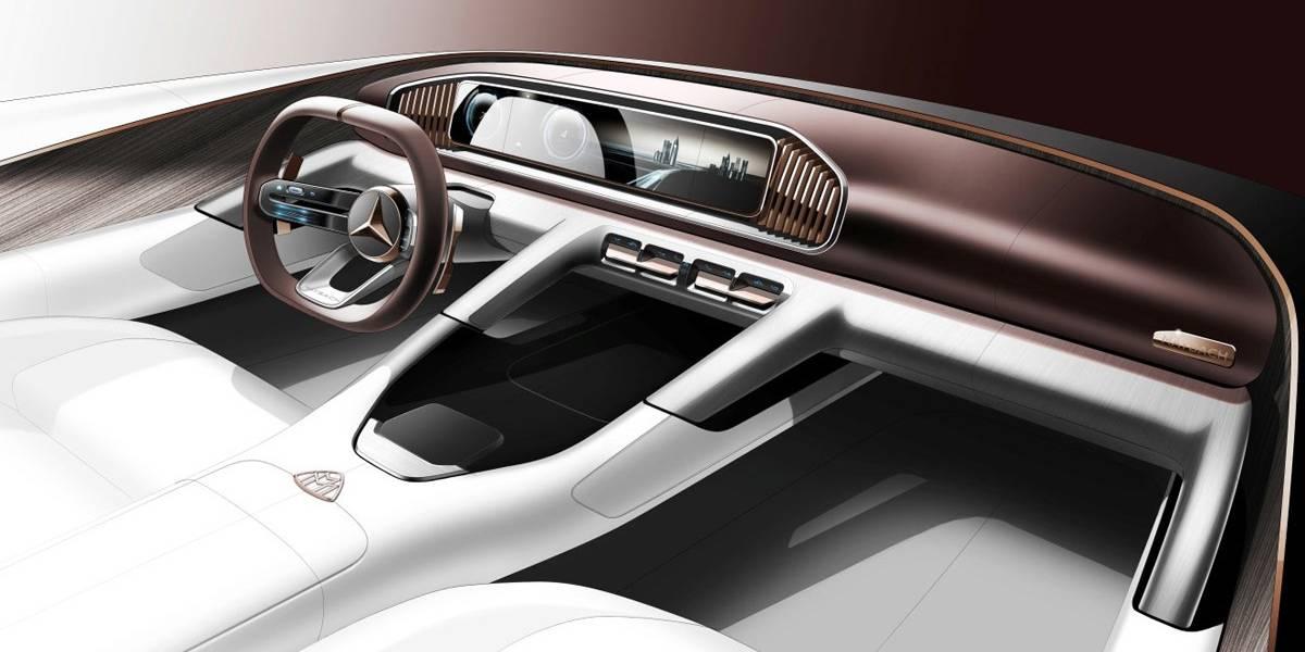 Vision Mercedes-Maybach Ultimate Luxury, lujo al estilo asiático