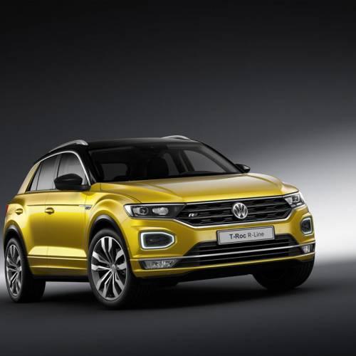 Volkswagen T-Roc R-Line, nuevo acabado