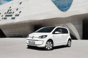 7. Volkswagen e-Up!