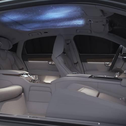 Volvo S90 Ambience Concept, directo a tus sentidos