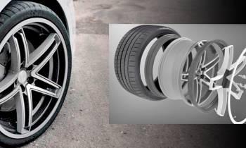 Michelin fabrica las primeras llantas antibaches del mercado